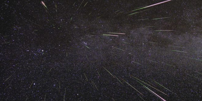 Perseids Meteor Shower Expected to Peak Aug. 12, NASA Says