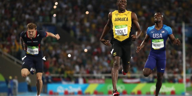 Usain Bolt Wins Eighth Olympic Gold Medal In The 200m Sprint