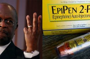 Herman Cain Exposes Sick Truth Behind Epi-Pen Scandal