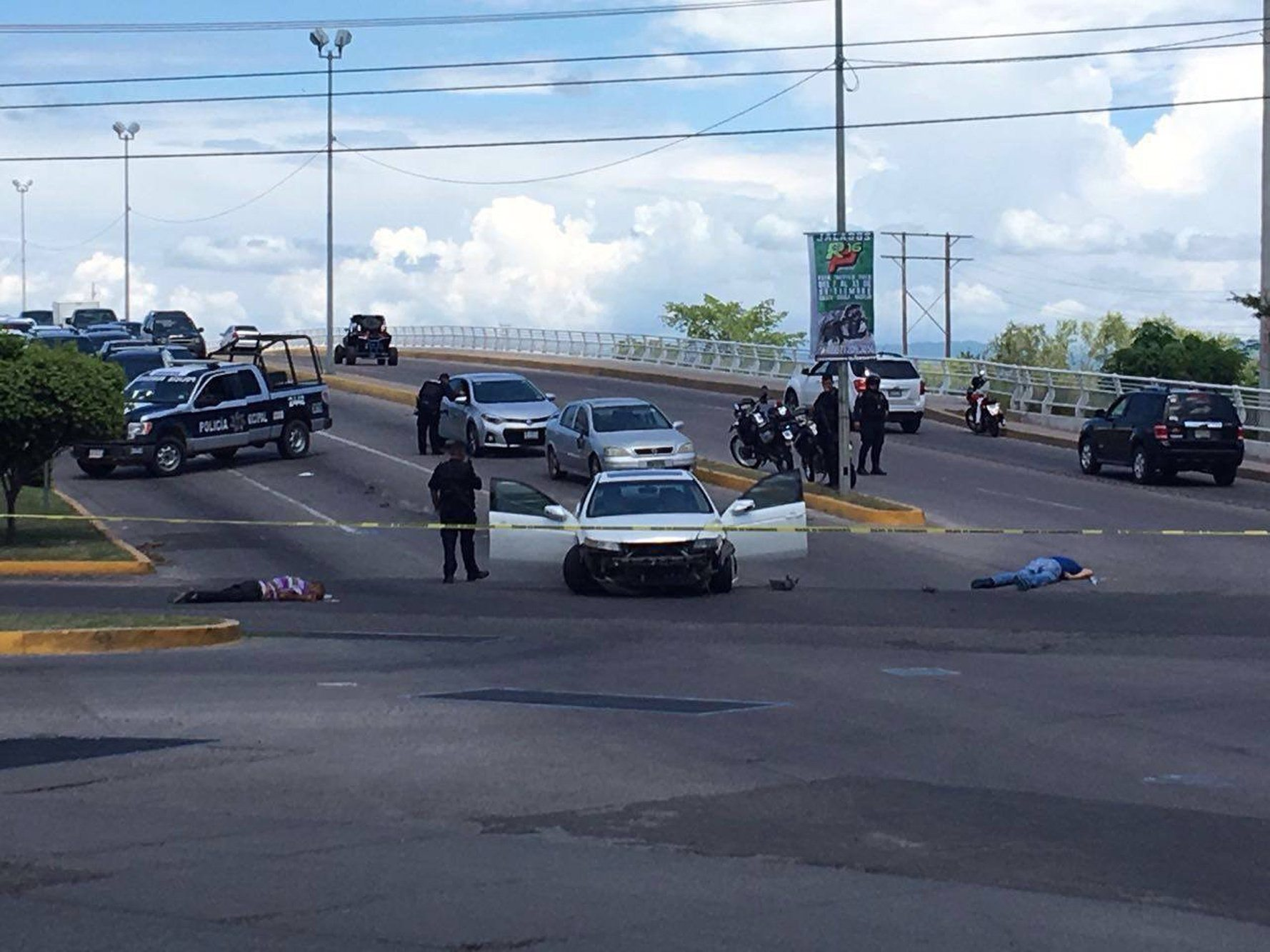Nephew of Sinaloa Cartel Leader Shot Dead in Mexico