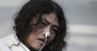 Indian Hunger Striker Irom Chanu Sharmila to End 16-Year Fast