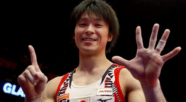 Japanese Olympic Gymnast Kōhei Uchimura Racked Up $4,954 Phone Bill Playing 'Pokémon Go'