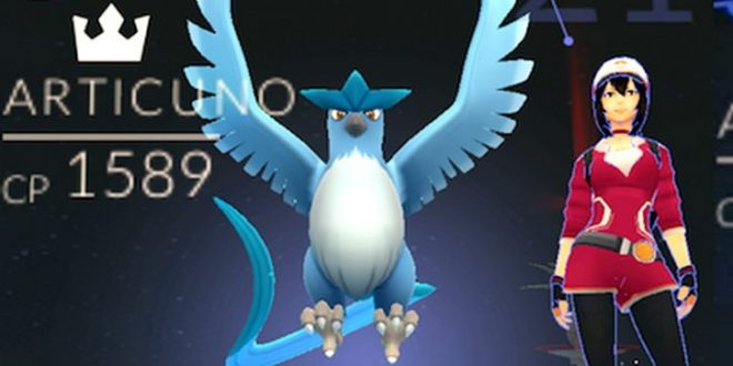 Pokemon GO Users Claim to Have Caught 1st Legendary Creature Articuno in Ohio