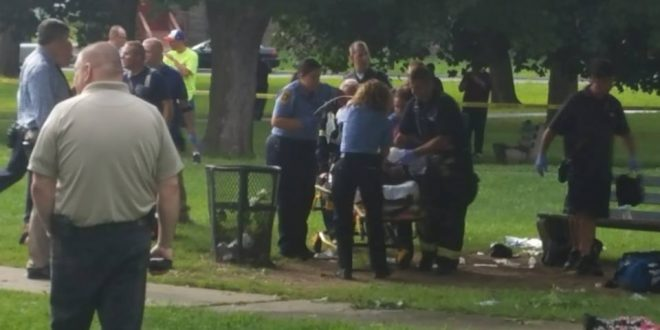 5 People Struck by Lightning In Poughkeepsie, New York; 3 With Life-Threatening Injuries