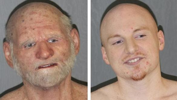 Police Arrest Fugitive in Yarmouth, Massachusetts After Seeing Through Elderly Man Disguise
