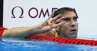 Michael Phelps Win 22nd Gold in 200m Individual Medley
