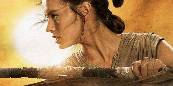 New Fan Theory Says Star Wars' Rey Could Be the Ultimate Villain!