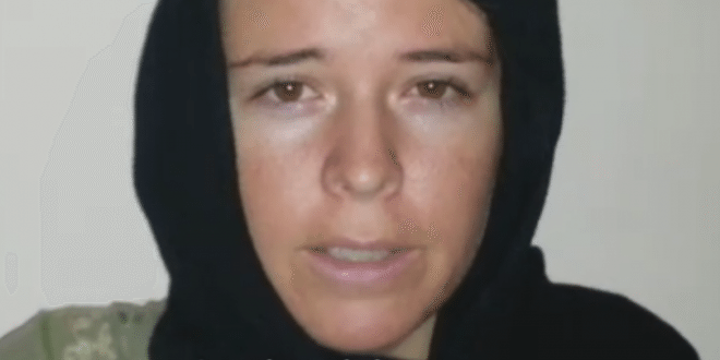 Chilling Video Shows American ISIS Hostage Kayla Mueller Shortly After She Was Kidnapped