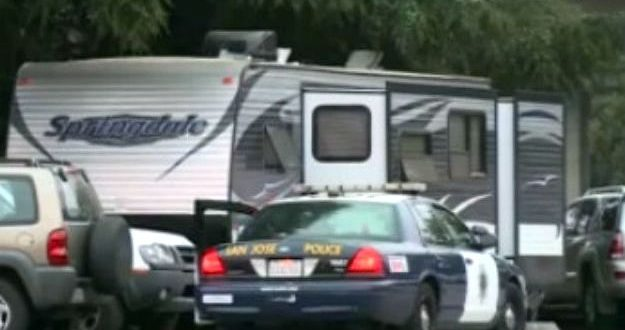 Mandatory Overtime Forcing Some Police to live in RVs Outside San Jose Police Department