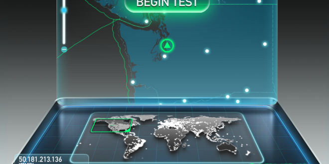 Speedtest: Broadband Speed Testing Website Releases Report Ranking US Internet Speeds