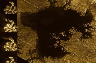 How Methane Rivers Carved Deep Canyons Into Saturn's Moon Titan