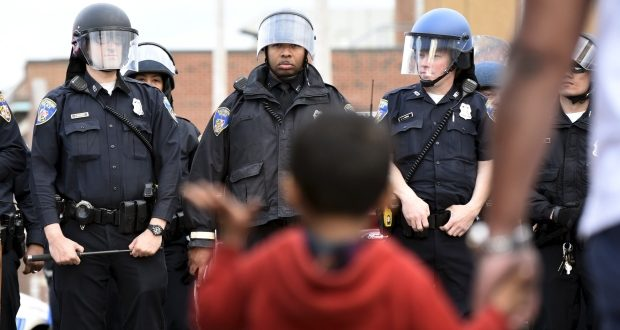 Baltimore Police Officers Fired as Scathing Federal Report Alleges Excessive Force