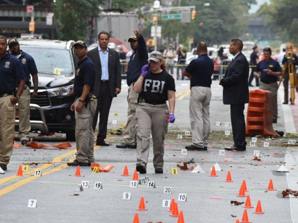 Chelsea, Manhattan Blast That Injured 29 Does Not Appear to Be International Terrorism