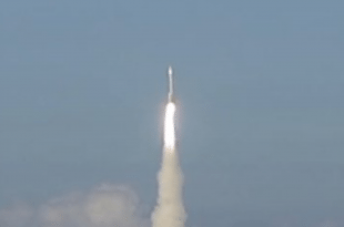 NASA Launches Rocket On Asteroid Probe Mission