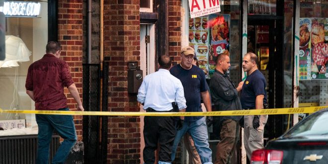 Ahmad Khan Rahami, Wanted for NYC and N.J. Bombings, Arrested After Shooting Police Officer