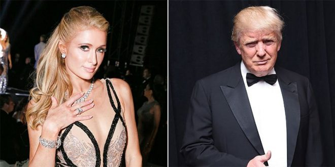 Watch Donald Trump Creepily Admit He Thought 12-Year-Old Paris Hilton Was Hot