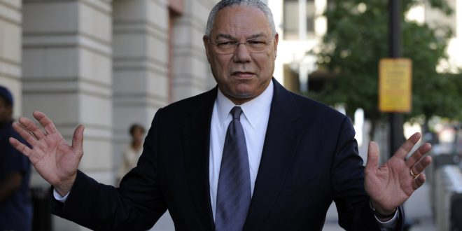 Emails Show Colin Powell Unloading on Hillary Clinton, Rumsfeld and Donald Trump