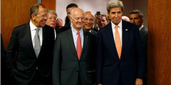 Syrian Conflict: US and Russia Agree Peace Moves