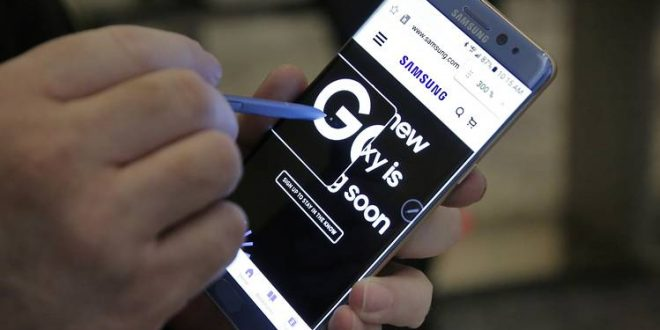 Samsung Formally Recalls the Note 7 In the US