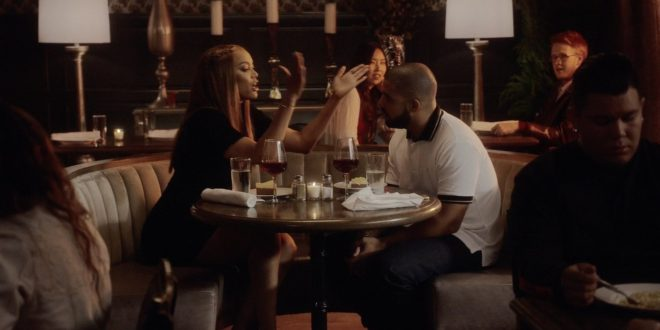 Tyra Banks Smashes Cheesecake Into Drake's Face in 'Child's Play' Music Video