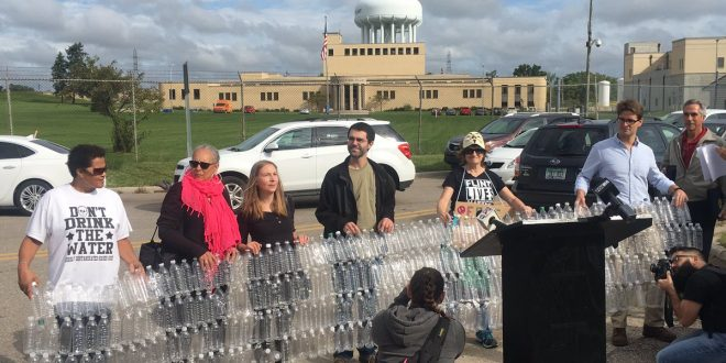 Flint, Michigan Residents Tell Donald Trump: You're Not Welcome Here