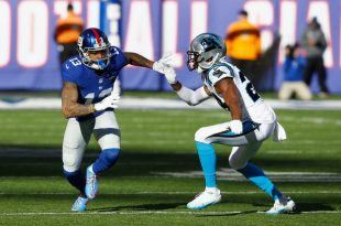 Odell Beckham Jr. vs. Josh Norman: Part 2