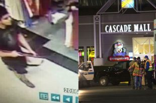 Cascade Mall Shooting: Gunman at Large After Killing 5 North of Seattle