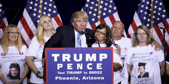 Donald Trump's Big Immigration Speech Proves; There is no 'New' Donald Trump
