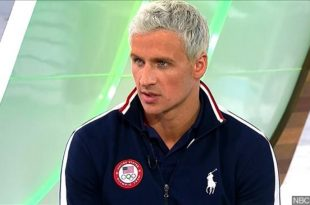 Ryan Lochte Banned From Swimming Through June 2017, Loses $100,000 in Bonuses