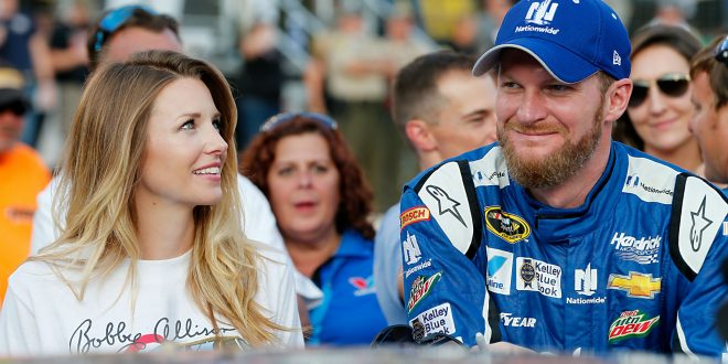 "Dale Earnhardt Jr. was ""pretty sick"" when he was diagnosed with a concussion eight weeks ago and faced a long, hard road while recovering."