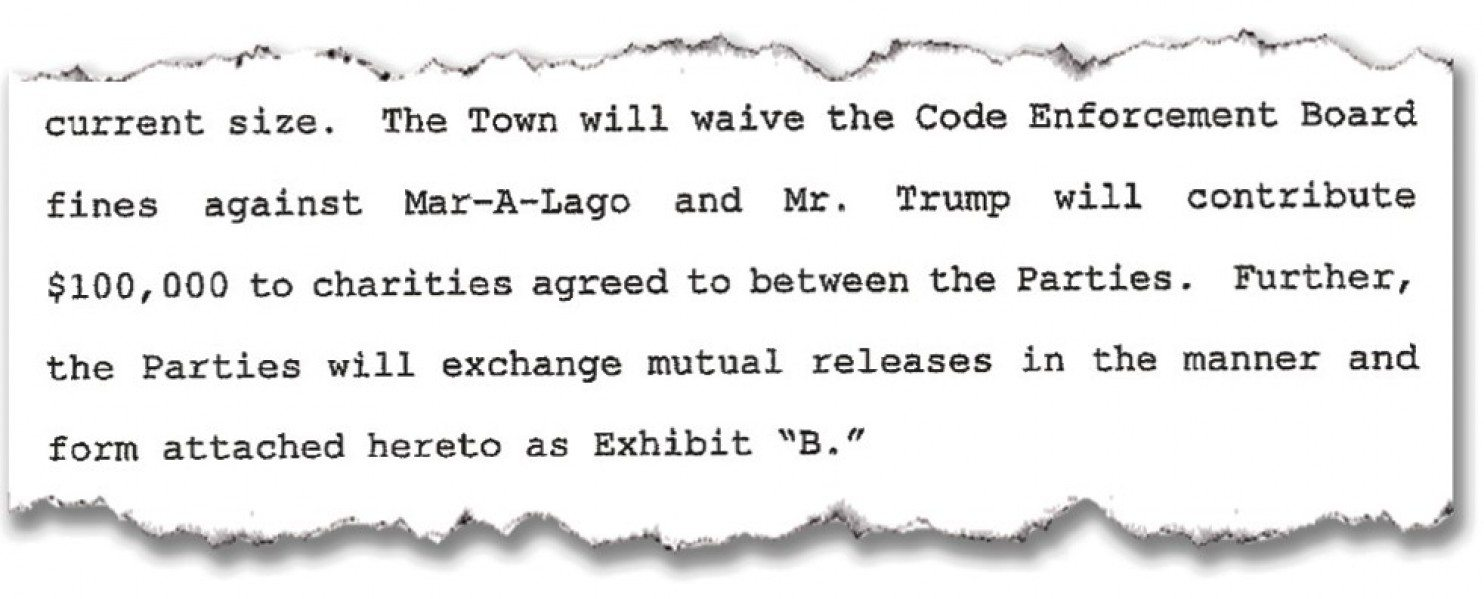 Excerpt from a settlement filed in federal court in 2007.