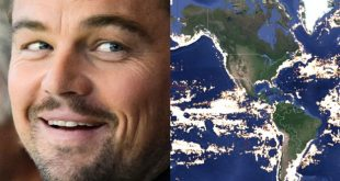 Leonardo DiCaprio, Google Team Up to Track Illegal Fishing