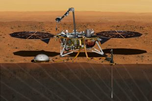 NASA's InSight Lander Mission to Mars Set For Takeoff in 2018