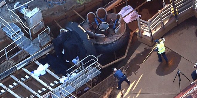 Dreamworld Accident: 4 Dead in Queensland Ride Malfunction