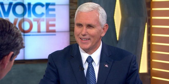Mike Pence 'Really Grateful' After LaGuardia Plane Scare