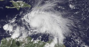 Powerful Hurricane Matthew Roars Toward Jamaica, Haiti, Cuba