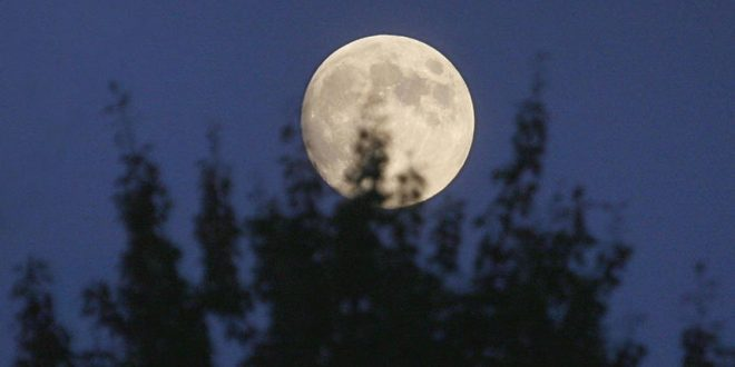A Special Supermoon Comes—But What Causes it?
