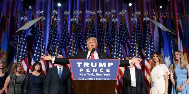 Donald Trump Is Elected President, Now What?