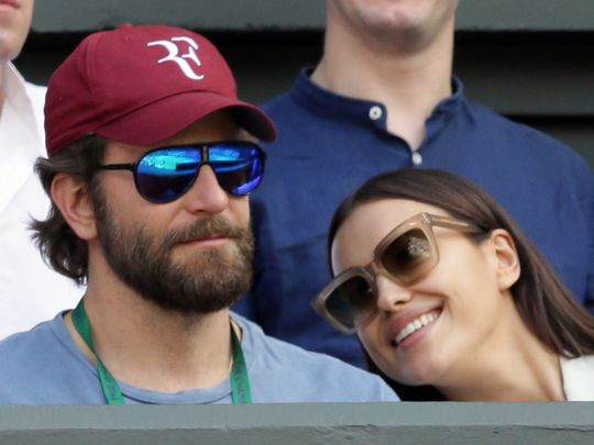Bradley Cooper and model Irina Shayk are expecting their first child, according to reports. (Photo: Tim Ireland, AP)