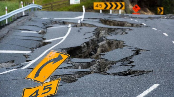 The total damage is estimated to be at least NZ$12bn ($8.4bn; £6.8bn), and emergency work is expected to continued for some time. Meanwhile aftershocks are continuing - there have been more than 2,000 since Monday - and scientists say more quakes are likely.