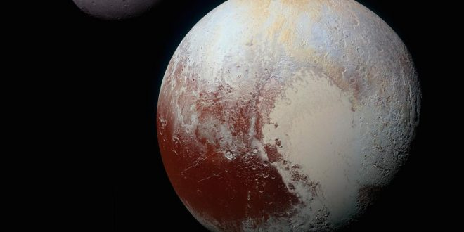 Pluto's Icy Heart Led to Depression, Researchers Say