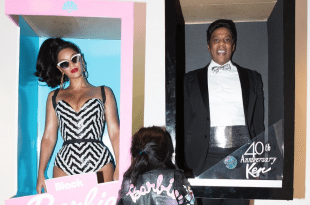 Beyonce & Jay Z Won Halloween With This Classic Couple Costume
