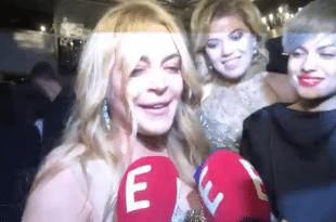 Lindsay Lohan Explains Why She Has A Completely Different, Bizarre New Accent Now