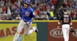 Chicago Cubs Crush Cleveland Indians To Force A World Series Game 7