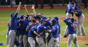Chicago Cubs Win Their First World Series in 108 Years