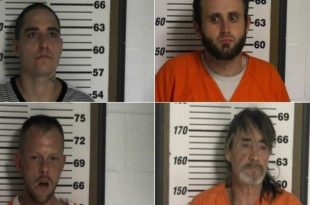 Six Tennessee Inmates Made a Toilet Escape on Christmas Day