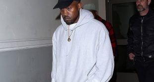 Kanye West Does Last Minute Holiday Shopping