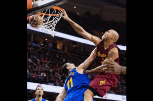 VIDEO 36-Year-Old Richard Jefferson Dunk All Over Kevin Durant, Klay Thompson