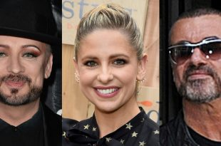 Sarah Michelle Gellar Mistakenly Thought Boy George Had Died Instead of George Michael