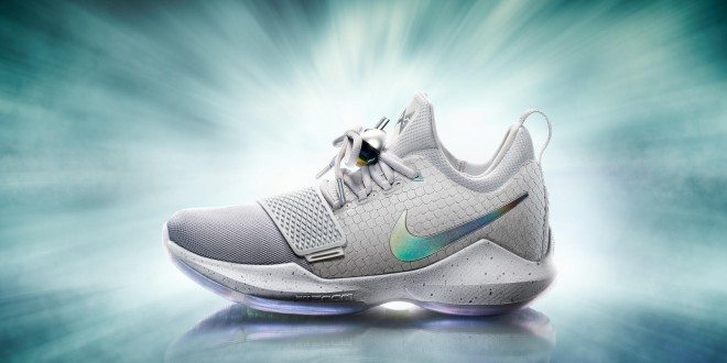 Nike Debuts Paul George's First Signature Shoe, the Nike PG1